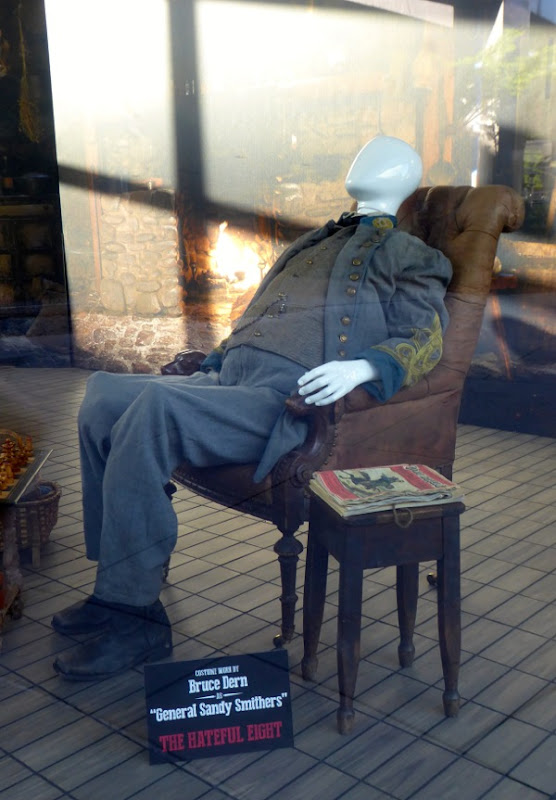 Bruce Dern Hateful Eight film costume props
