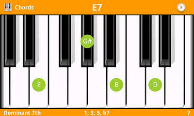 Free Android Mobiles Apk Apps Downloads: KeyChord Piano Chords