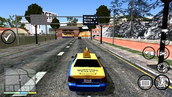 Grand Theft Auto San Andreas Apk Free Download