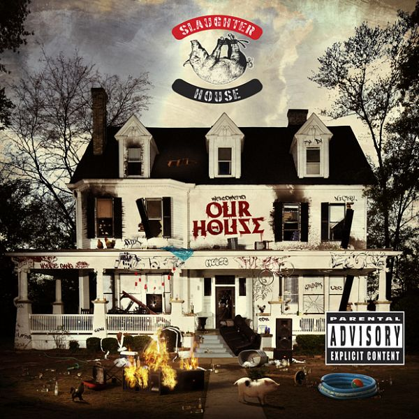download CD Slaughterhouse - Welcome to Our House 2012 poster capa dvd