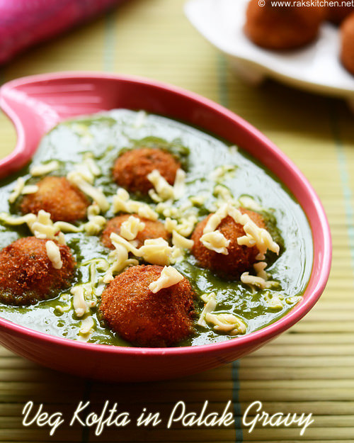 vegetable-kofta-palak