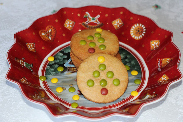 galletas de turron lacasitos