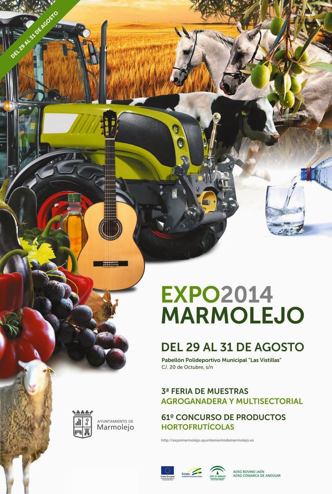 ExpoMarmolejo 2014