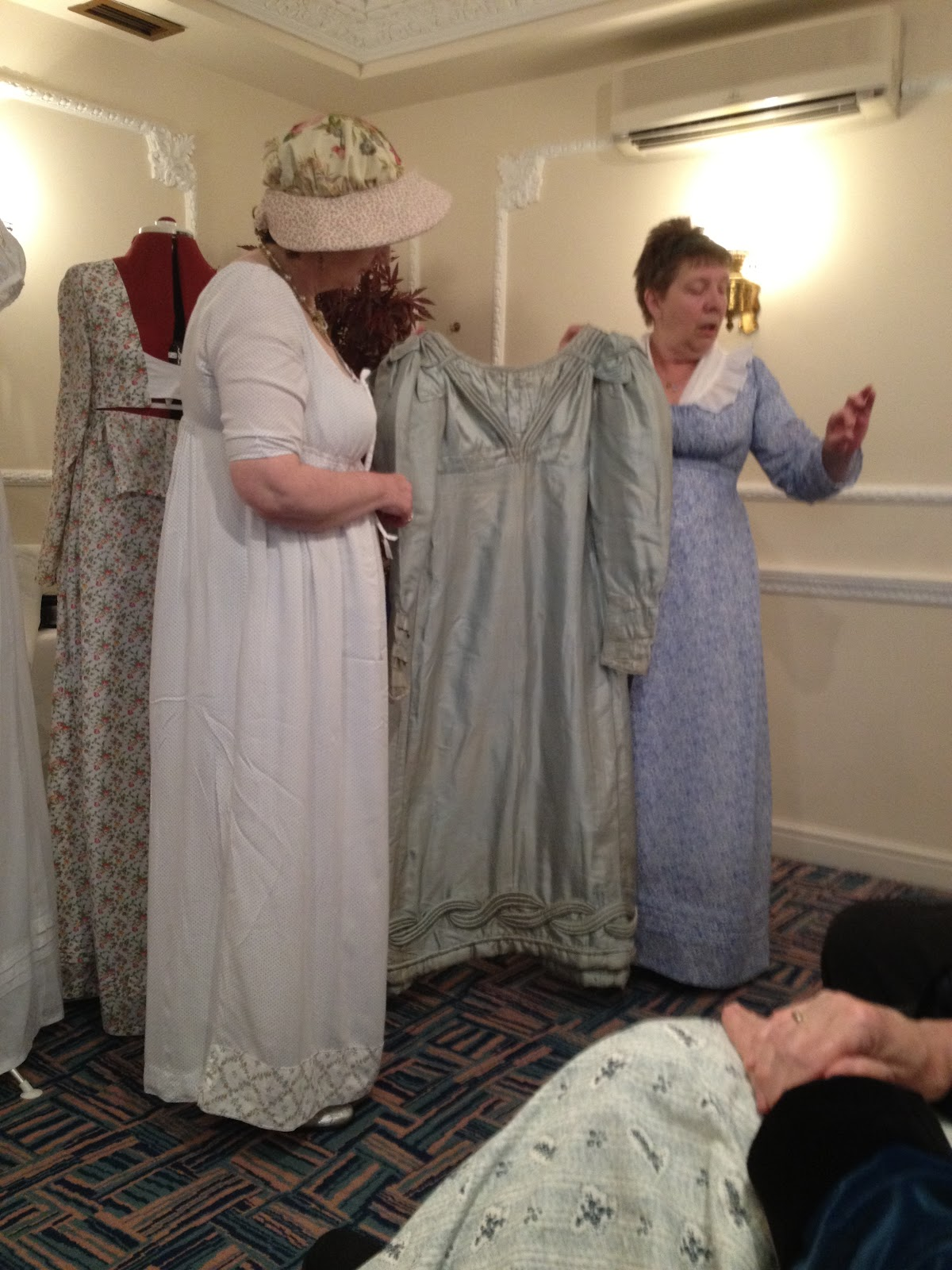 The dress agency horncastle - This Is An Original 1820s Gown That The Festival Organiser Ellen Eley Seen Here In The White Gown Found In An Antiques Shop In Horncastle