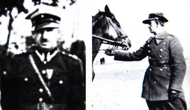 "Major Rudolf Majewski pseudonim ""Roman Leśniak""."