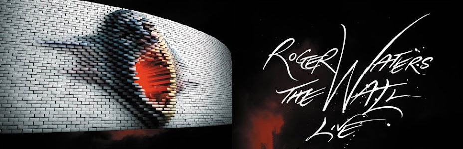 Roger  Waters Tour Blog - The Wall Live