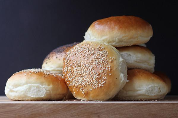 buns, glorious buns ... your burgers will thank you!