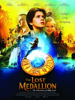 Watch The Lost Medallion: The Adventures of Billy Stone (2013) movie free online