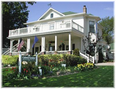 If I Had A Bed Breakfast Colonial Gardens Bnb In Sturgeon Bay Wisconsin