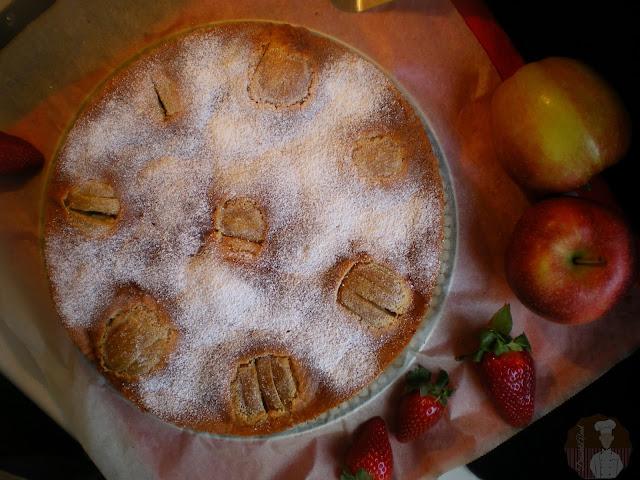 Pastel de manzana al estilo de Suabia