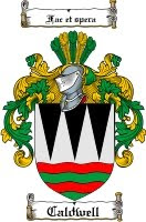 Caldwell family crest