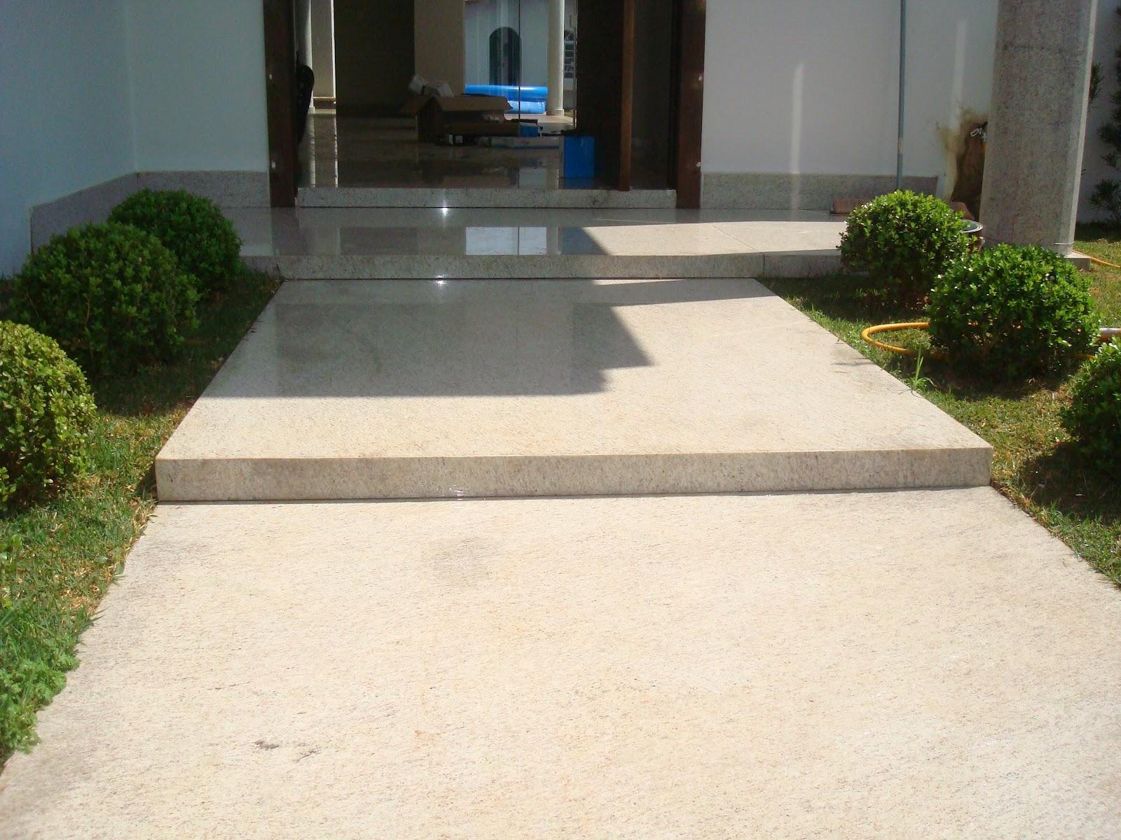 Construindo um castelinho piso de granito - Fotos de granito ...
