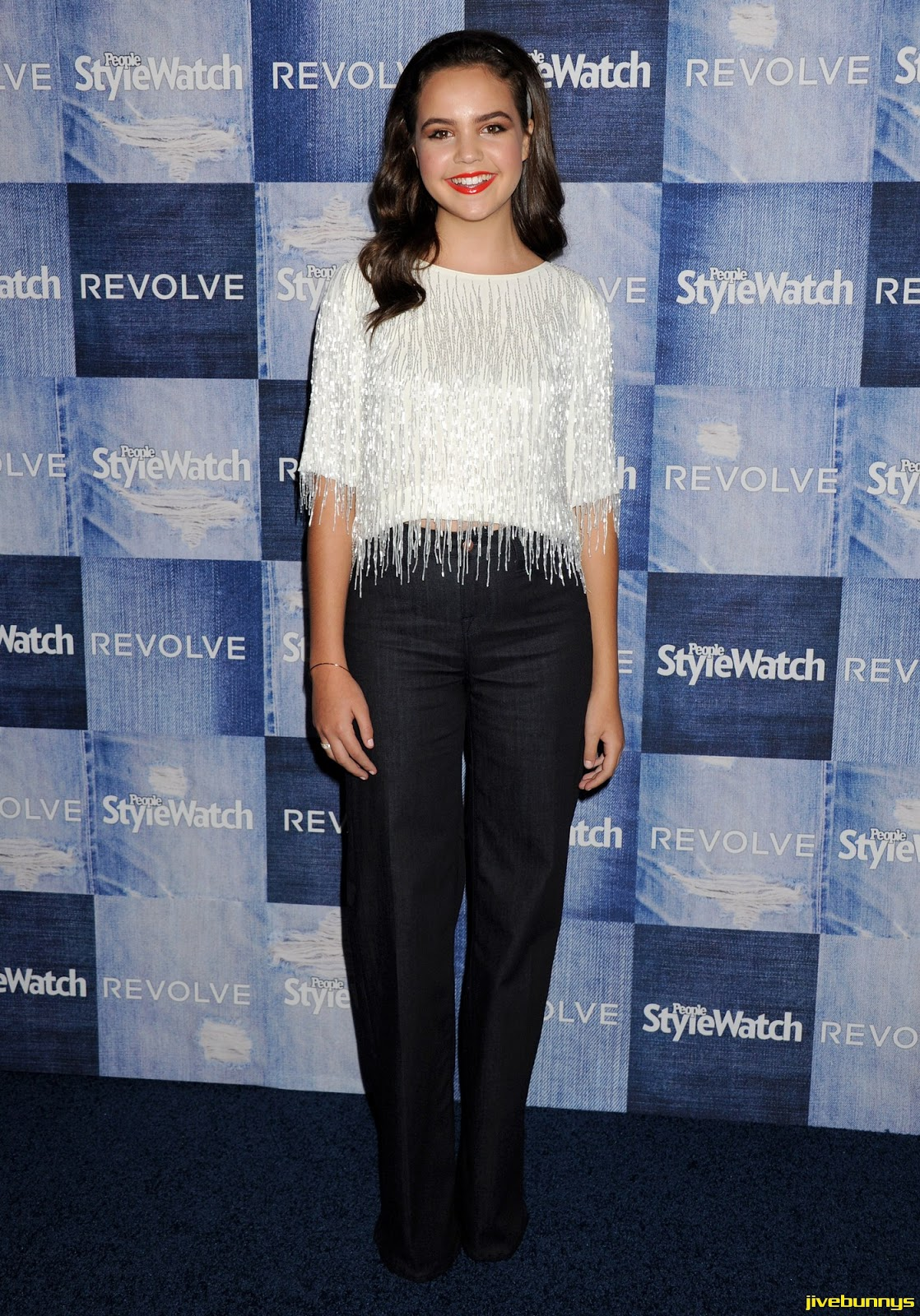 Bailee Madison - People StyleWatch 4th Annual Denim party in LA 09/18/14