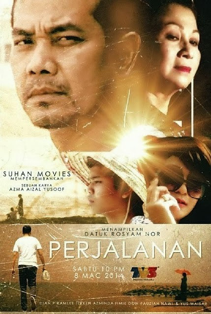 Perjalanan Cerekarama TV3 2014