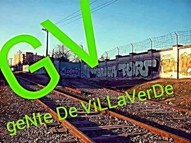 Bienvenid@ a tu casa a Gente de Villaverde