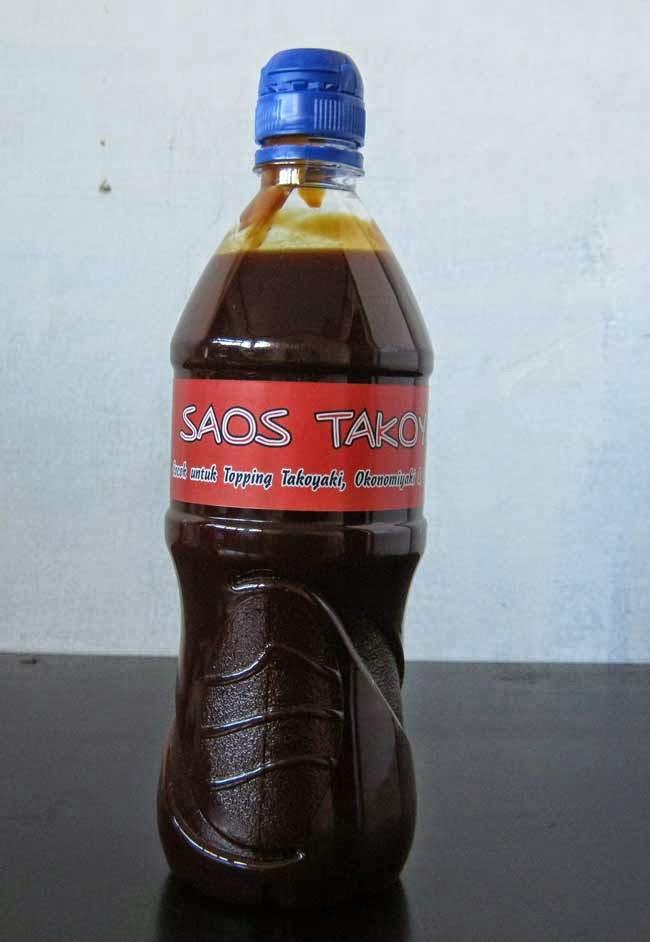 Saus Takoyaki Halal