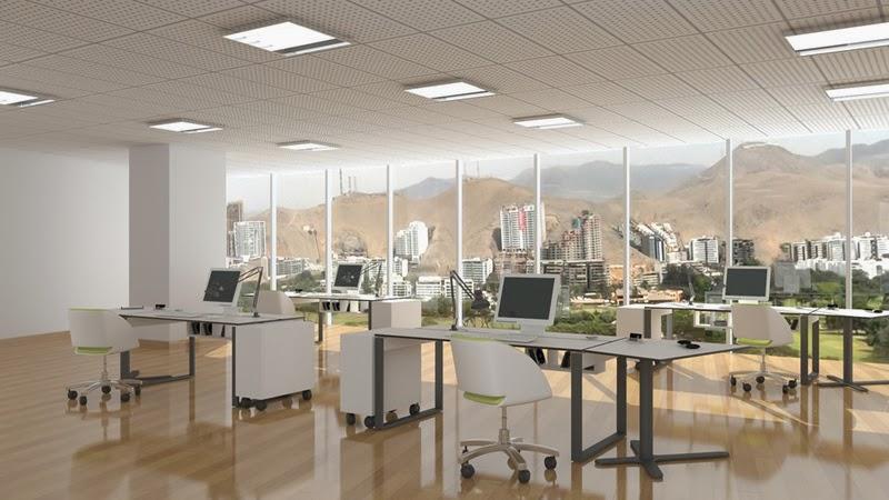 Mega proyectos en el peru panorama plaza de negocios for Oficina consumo santiago