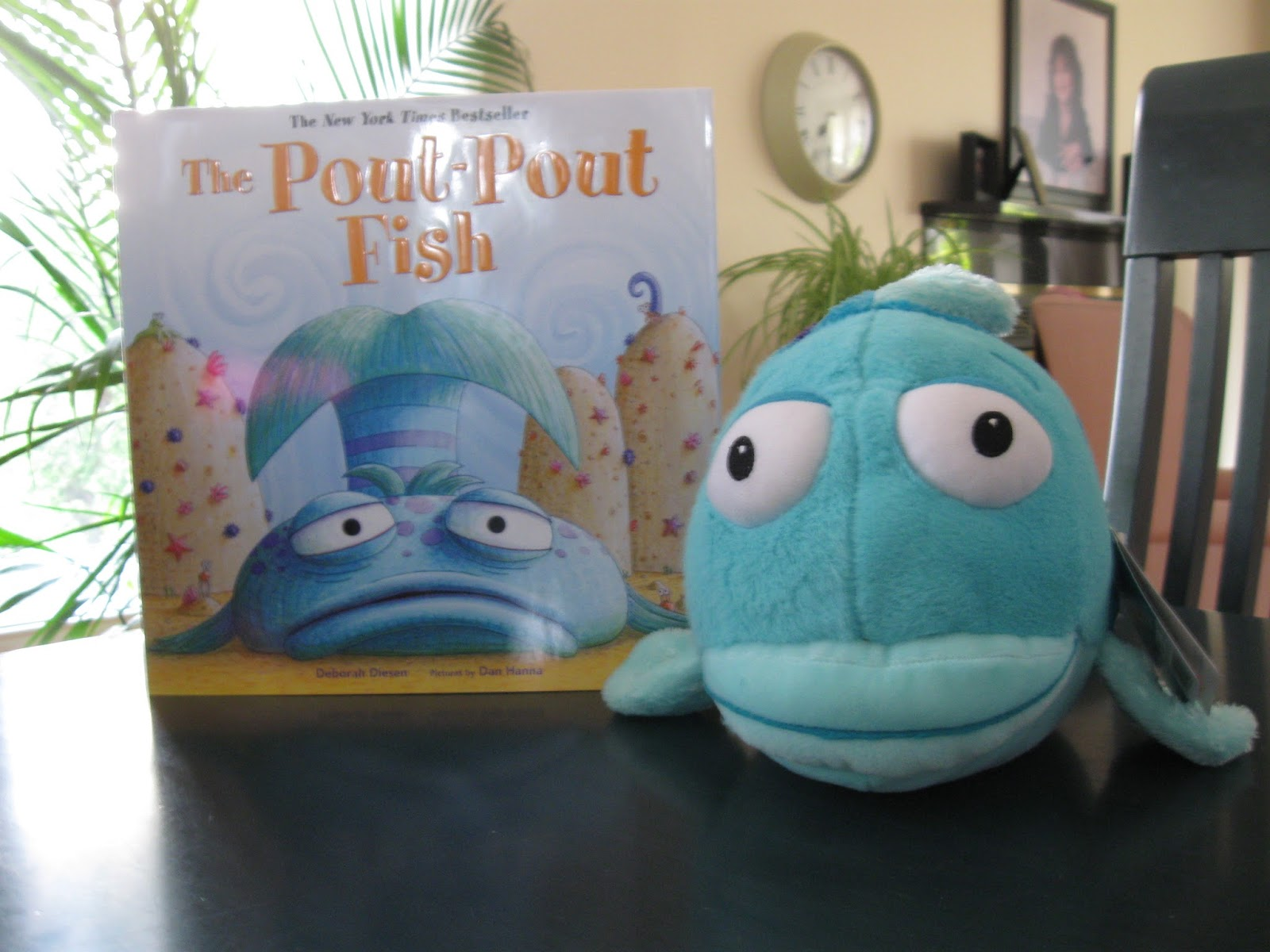 The groovy teacher field trips and a pout pout fish giveaway for The pout pout fish book