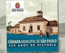 CÂMARA MUNICIPAL DE SÃO PAULO 450 ANOS DE HISTÓRIA