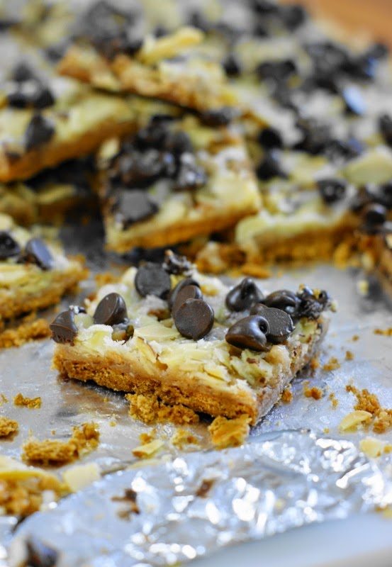 cool, cut into squares. And then enjoy salted-toffee-and-chocolate ...