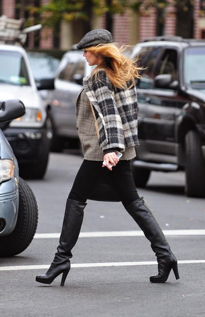 Street Style: Blake Lively