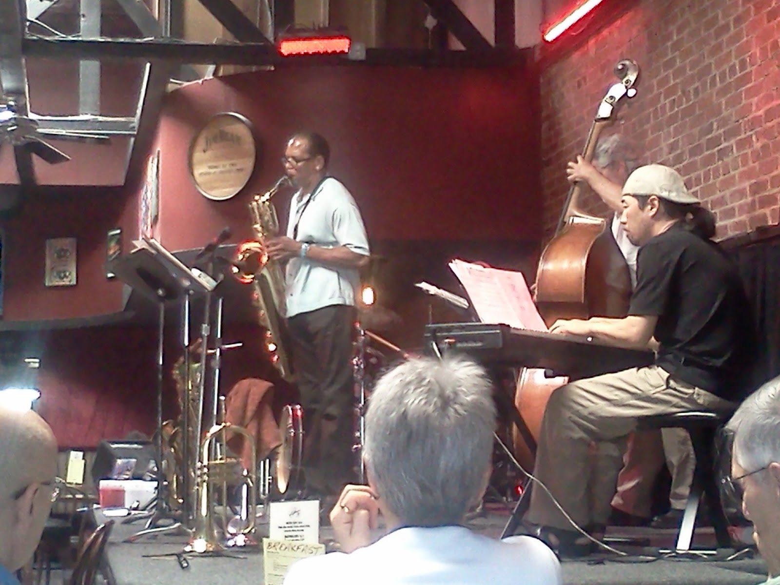 CJ Johnson Quintet