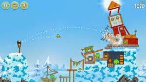 Angry Birds Seasons On Finn Ice Mod Apk screenshot by http://www.ifub.net/