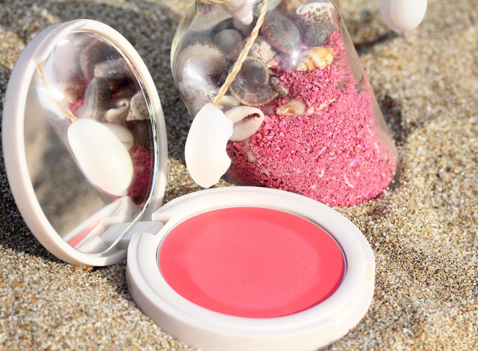 Topshop Cream blush in Flush