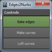 TOMS SEGLINS_vfx artist: Script: Edges 2 Curves Maya script