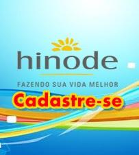 Cadastro Hinode!
