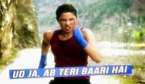 Ud Ja, Ab Teri Baari Hai Lyrics from Mary Kom | Mohit Chauhan