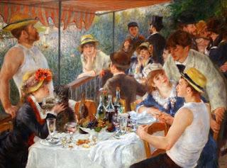Renoir, Painting