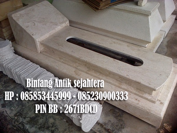 Makam Marmer Model Jakarta