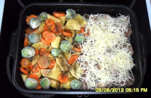 Ужин, рецепты с фото на m: 2679 рецептов