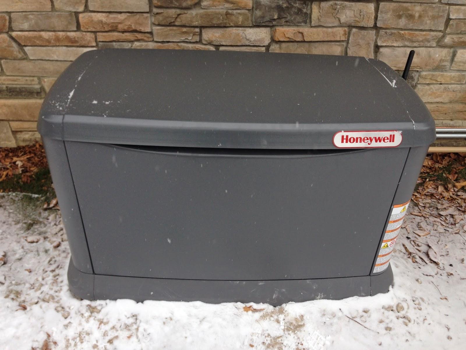 Home generator in Ann Arbor