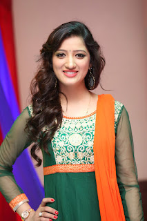 Richa Panai in lovely Green  Suit from Pia Trends Spicy Pics