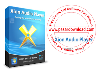 Free Download Software Xion Audio Player v1.5.155