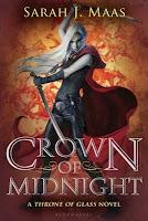 Crown of Midnight - Sarah J. Maas
