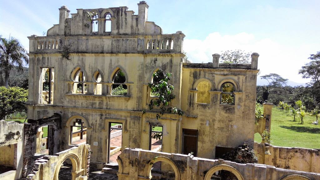 kellie's castle, kellie's castle ruin