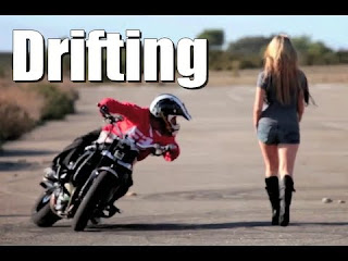 Motorcycles biker rider racing pictures drifting