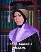 Ifadah's Website