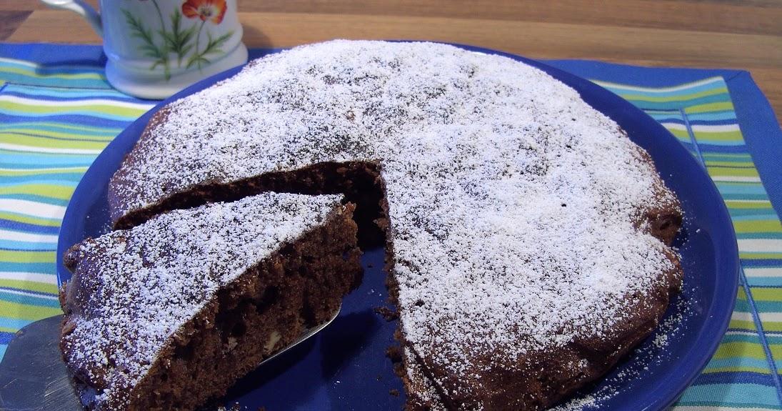 Cooking Around the World: Failure? Blue Cheese Chocolate Cake