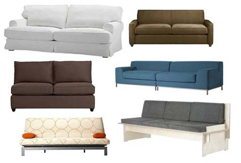 Mad Moose Mama Introduction to Different Types of Sofas