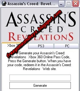 There are the Assassin's Creed Revelations Crack And Keygen. assassins