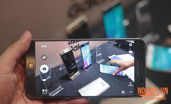 Samsung Galaxy Note 5 xách tay Nhật Bản