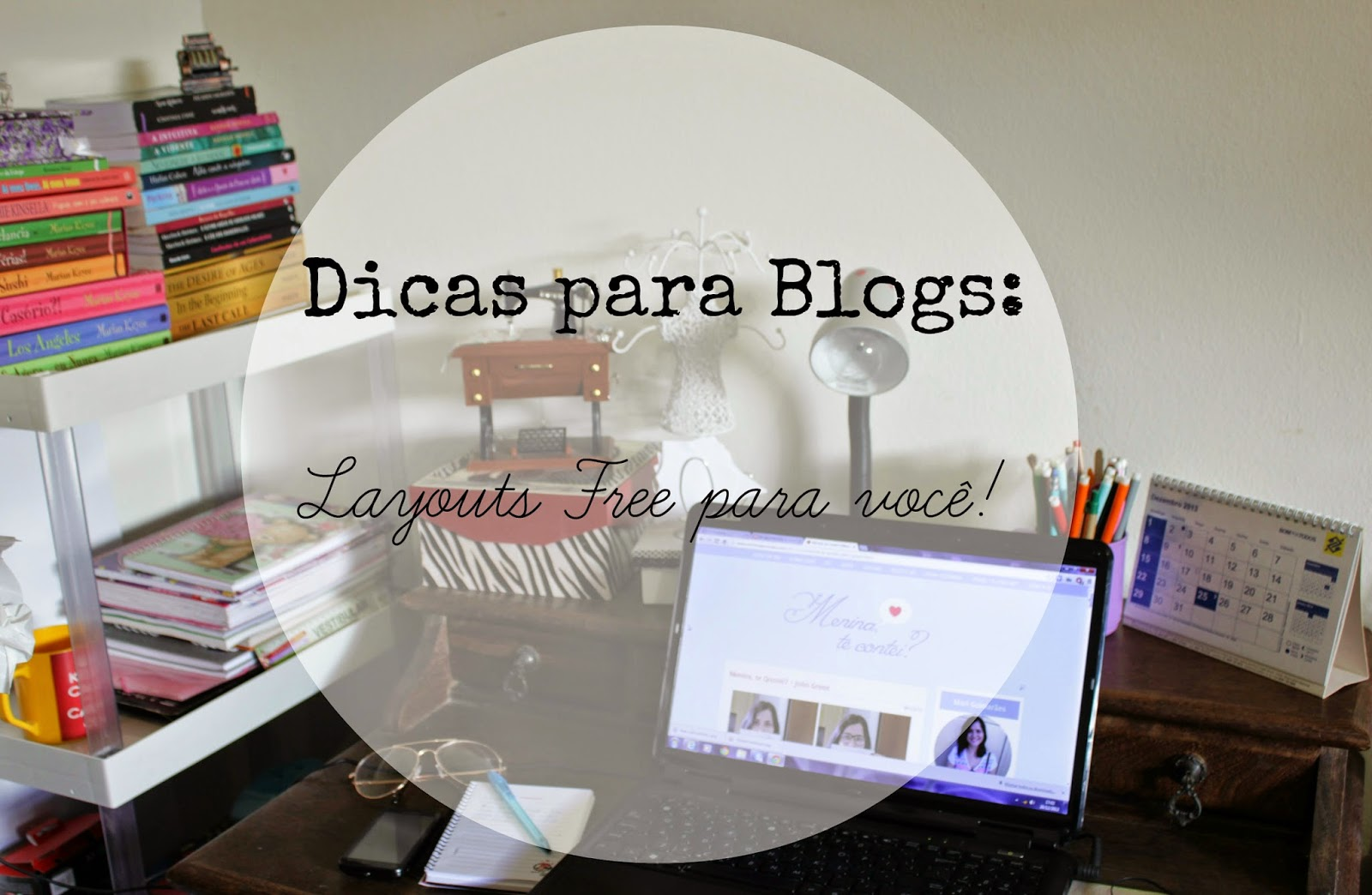 Layouts Grátis para blogs