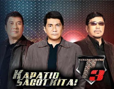 TV5 Suspends Tulfo Brothers Erwin, Ben and Raffy