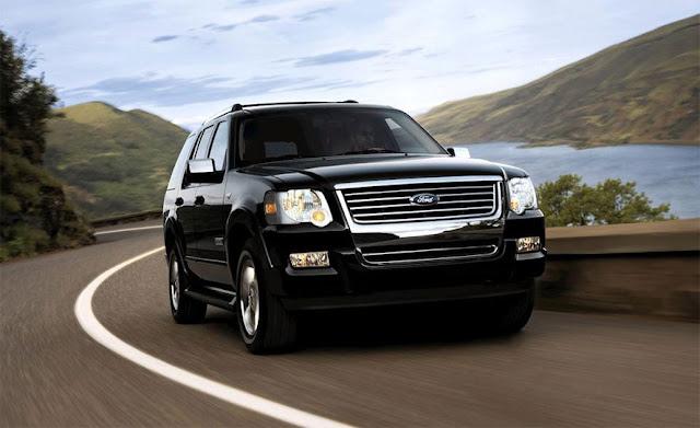 エクスプローラー | Ford Explorer 2000-2010
