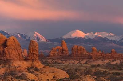 Mountain Desert by Mike Reyfman