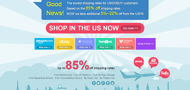 USGoBuy: Best Mail Forwarding Service